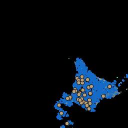 地球地図 日本 水系 第2版ベクタ 11年公開 プレビュー